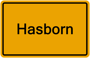 Post Hasborn